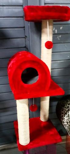 casa para gato / arañadores