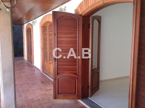 casa para locaçao e venda no residencial 03 alphaville. - 8641