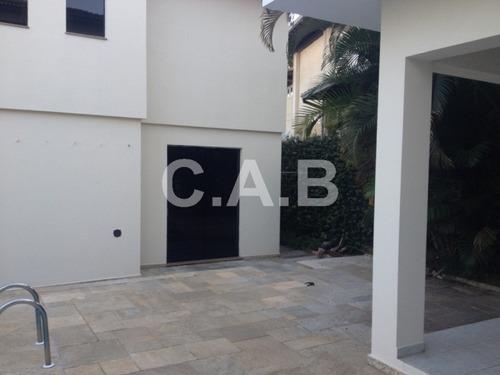 casa para locaçao no residencial alphaville 6. - 7263
