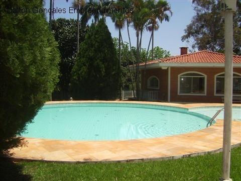 casa para locação - chácara polaris, indaiatuba / sp - ch00303 - 1131855