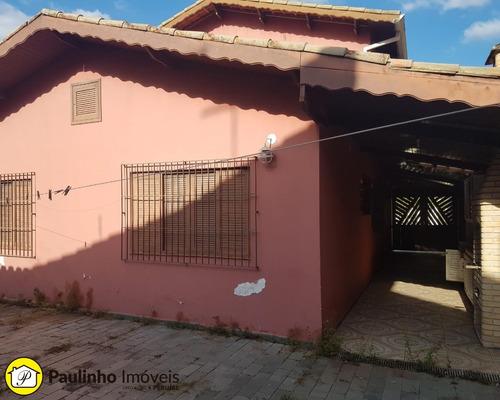 casa para locação de temporada na praia de peruíbe - ca03272 - 34366325