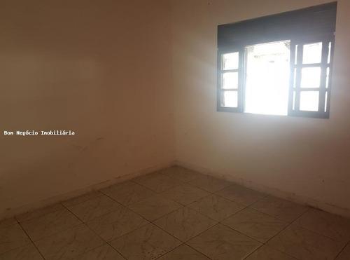 casa para locação em guapimirim, centro, 2 dormitórios, 1 banheiro, 2 vagas - 161