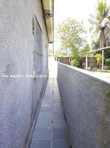 casa para locação em guapimirim, parque freixal, 2 dormitórios, 1 banheiro - 157