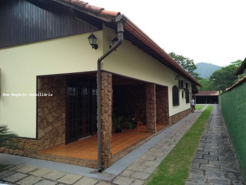 casa para locação em guapimirim, praça niterói, 3 dormitórios, 2 suítes, 3 banheiros, 3 vagas - 190