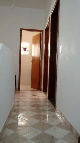 casa para locação em itapecerica da serra, olaria, 2 dormitórios, 1 banheiro, 1 vaga - 407