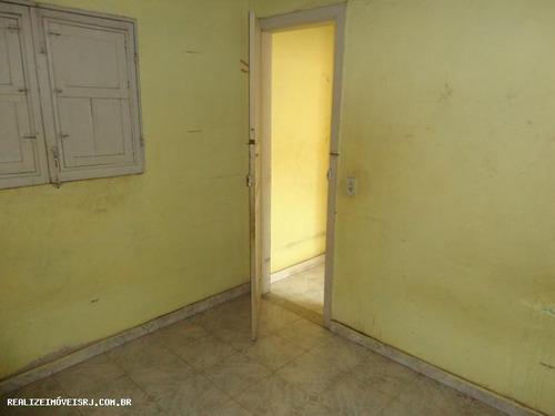 casa para locação em rio de janeiro, campo grande, 4 dormitórios, 1 suíte, 3 banheiros, 1 vaga - 15.006