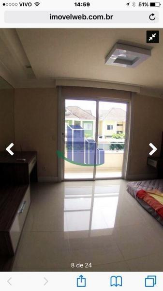 casa para locação em rio de janeiro, recreio dos bandeirantes, 4 dormitórios, 4 suítes, 5 banheiros, 3 vagas - loccs17031