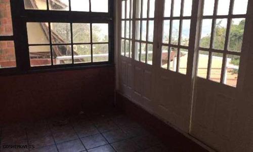 casa para locação em teresópolis, parque do ingá, 2 dormitórios, 1 banheiro, 1 vaga - loc32