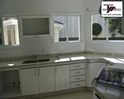 casa para locação no condomínio alphaville campinas loteamento alphaville campinas, campinas - ca00108 - 33330957