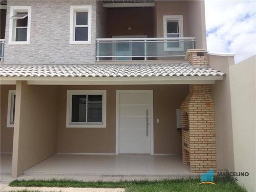 casa para locação no eusébio - ca0441. - ca0441