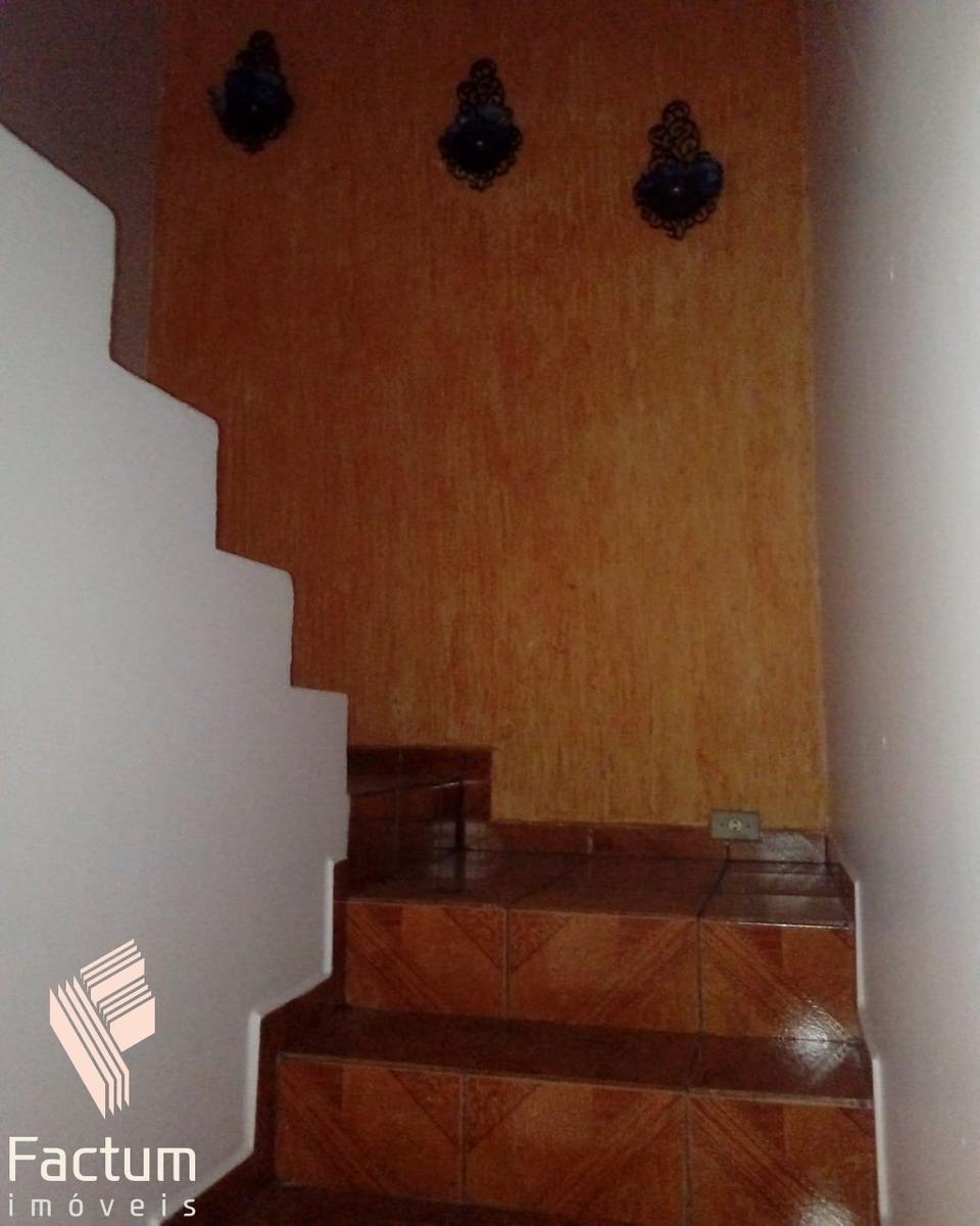 casa para locação vila bela, americana - ca00123 - 32716990