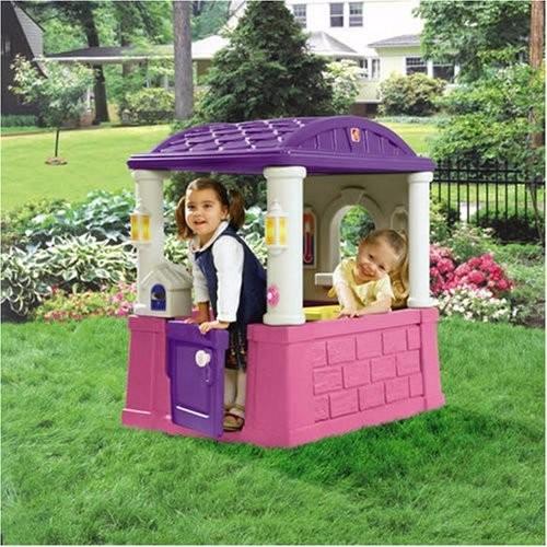 Casa para ni os step2 four seasons juguetes ni os - Casas de juguetes para ninos ...