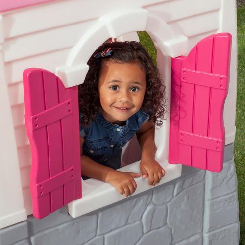 casa para niños y niñas para interior y exterior step2