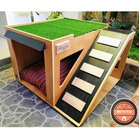 Casa Para Perro / Armable Modelo G / Mediano