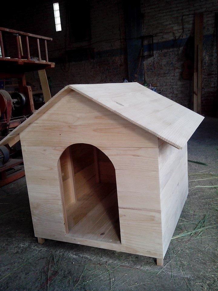 Casa Para Perro De Madera Tipo Snoopy No 4 1