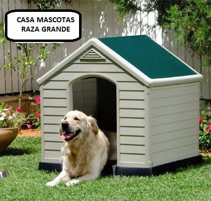Casa para perro de raza grande importadas nuevas - Casa de perro grande ...