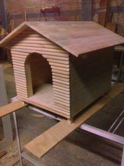Casa para perro mini de madera tipo snoopy numero 0 for Minibar de madera