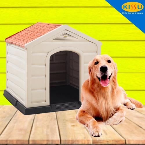 casa para perro rimax 100% polipropileno razas g m