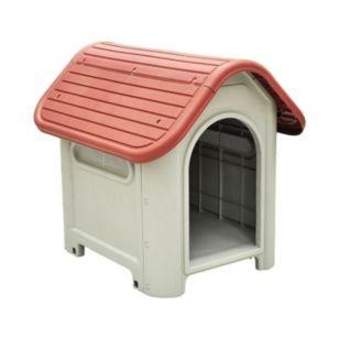 Casa para perros medianos y peque os facil de limpiar en mercado libre - Casas para perros pequenos ...