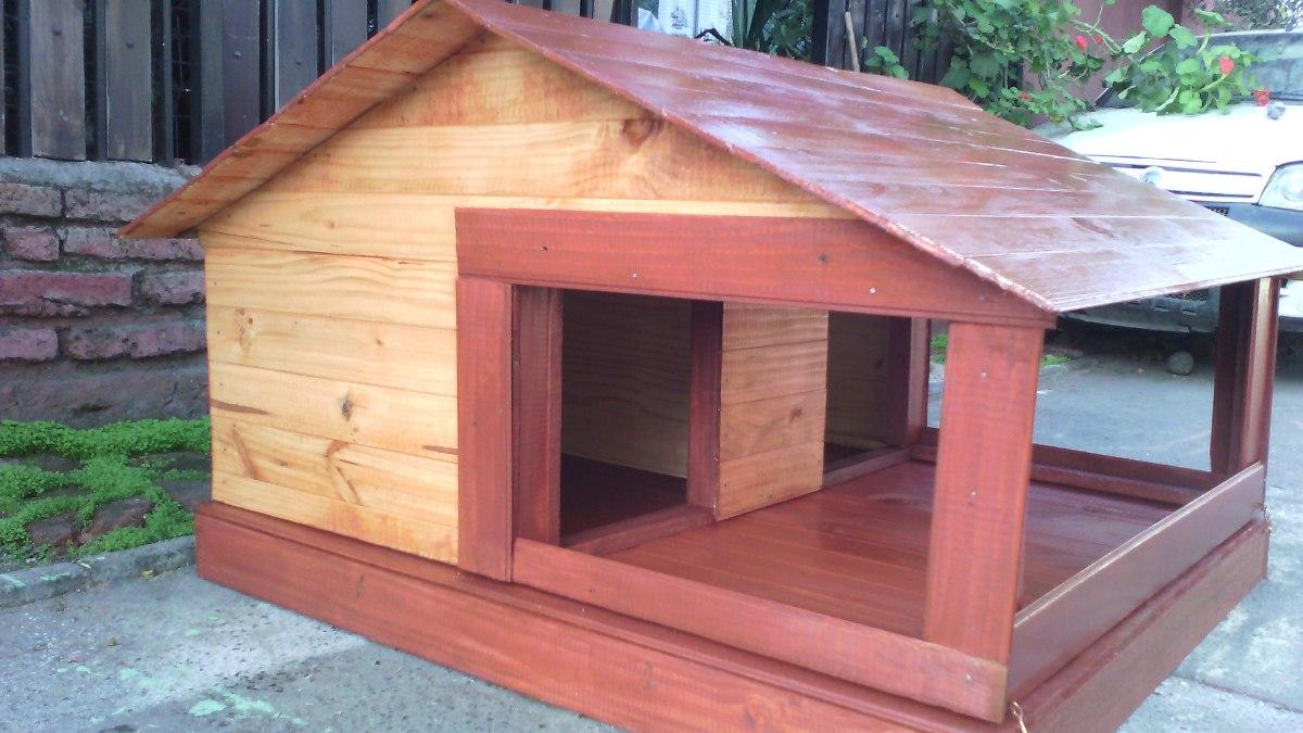 Casa para perros con terrazas individuales y dobles 30 - Casa de perro grande ...