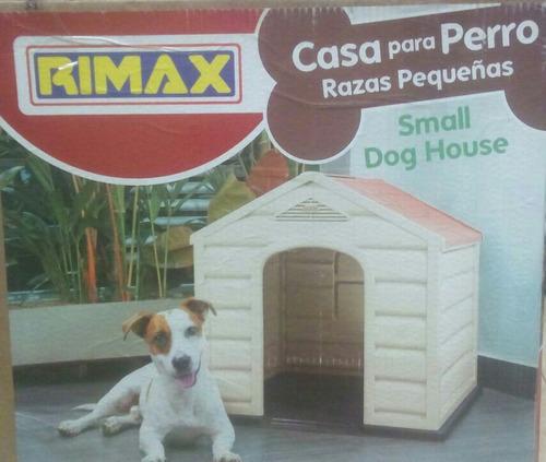 casa para perros pequeños 68x62x58.5