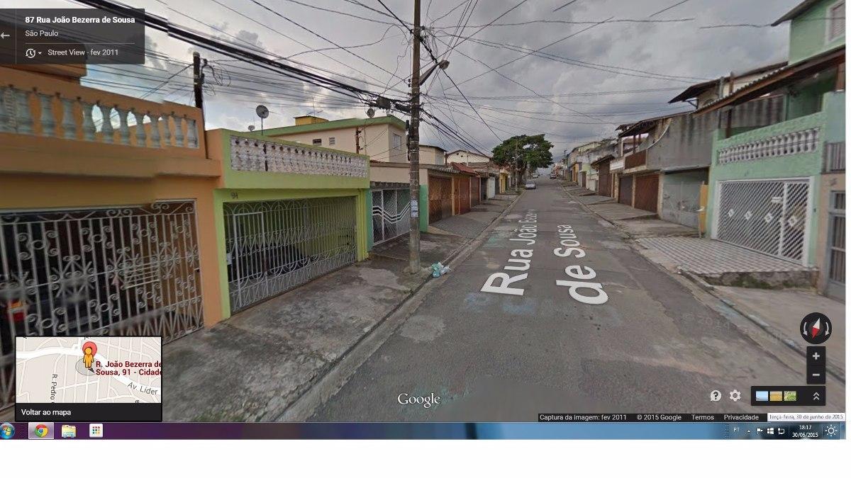 casa para renda com 3 moradias na cidade líder confira!