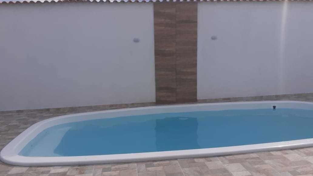 casa para temporada com piscina