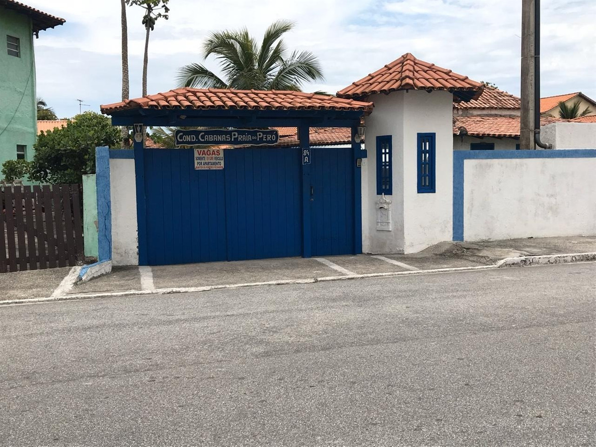casa para temporada na praia do peró cabo frio - ca00672 - 67646868