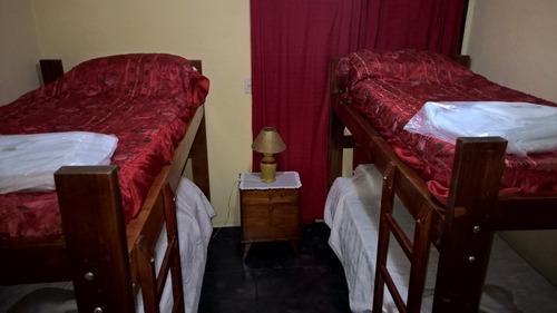casa para turista hasta 9 personas - precio por seis persona