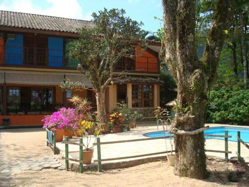 casa para venda, 10 dormitórios, perequê mirim - ubatuba - 576