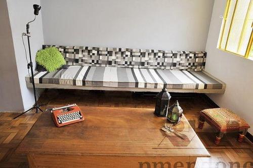 casa para venda, 2 dormitórios, alto de pinheiros - são paulo - 8796