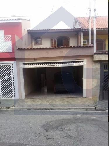 casa para venda, 2 dormitórios, assunção - são bernardo do campo - 2668