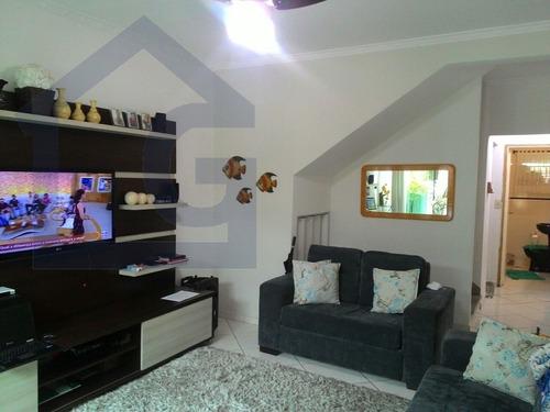 casa para venda, 2 dormitórios, assunção - são bernardo do campo - 2822
