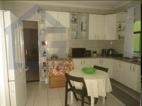 casa para venda, 2 dormitórios, assunção - são bernardo do campo - 3564