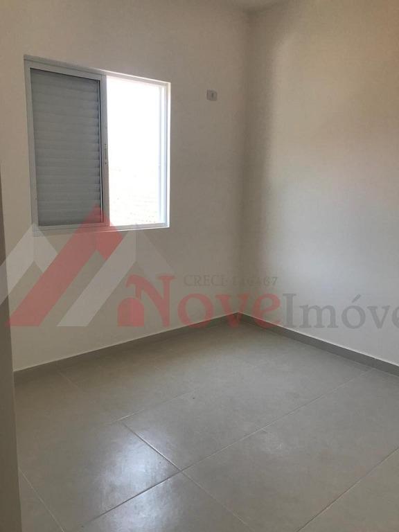 casa para venda, 2 dormitórios, bom retiro - santos - 1036