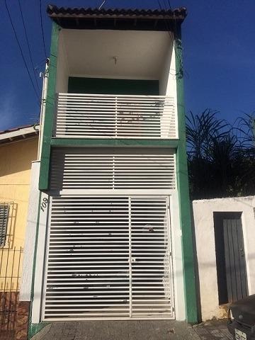 casa para venda, 2 dormitórios, centro - mogi das cruzes - 2891