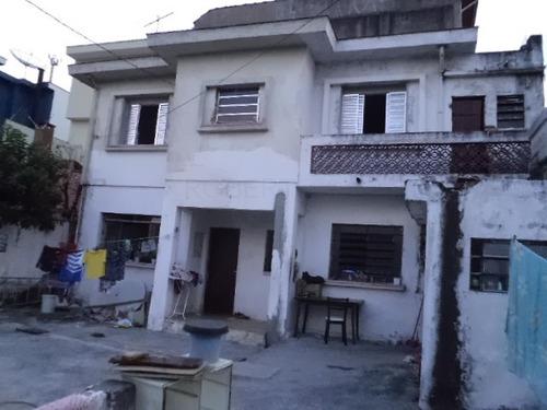 casa para venda, 2 dormitórios, chacara inglesa - são paulo - 3468
