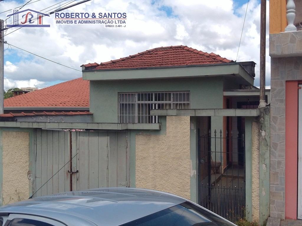 casa para venda, 2 dormitórios, chácara inglesa - são paulo - 9256