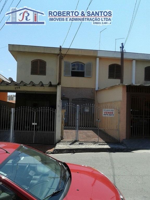 casa para venda, 2 dormitórios, freguesia do ó - são paulo - 8968