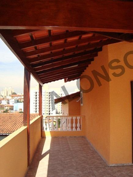 casa para venda, 2 dormitórios, jardim esmeralda - são paulo - 3205