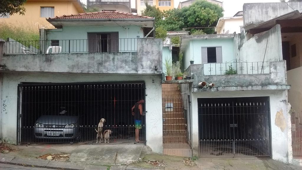 casa para venda, 2 dormitórios, jardim são josé - são paulo - 7688