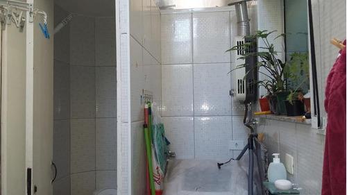 casa para venda, 2 dormitórios, jardim são ricardo - são paulo - 8167