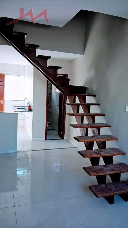 casa para venda, 2 dormitórios, marambaia - são gonçalo - 310