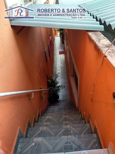 casa para venda, 2 dormitórios, mirante - são paulo - 9244
