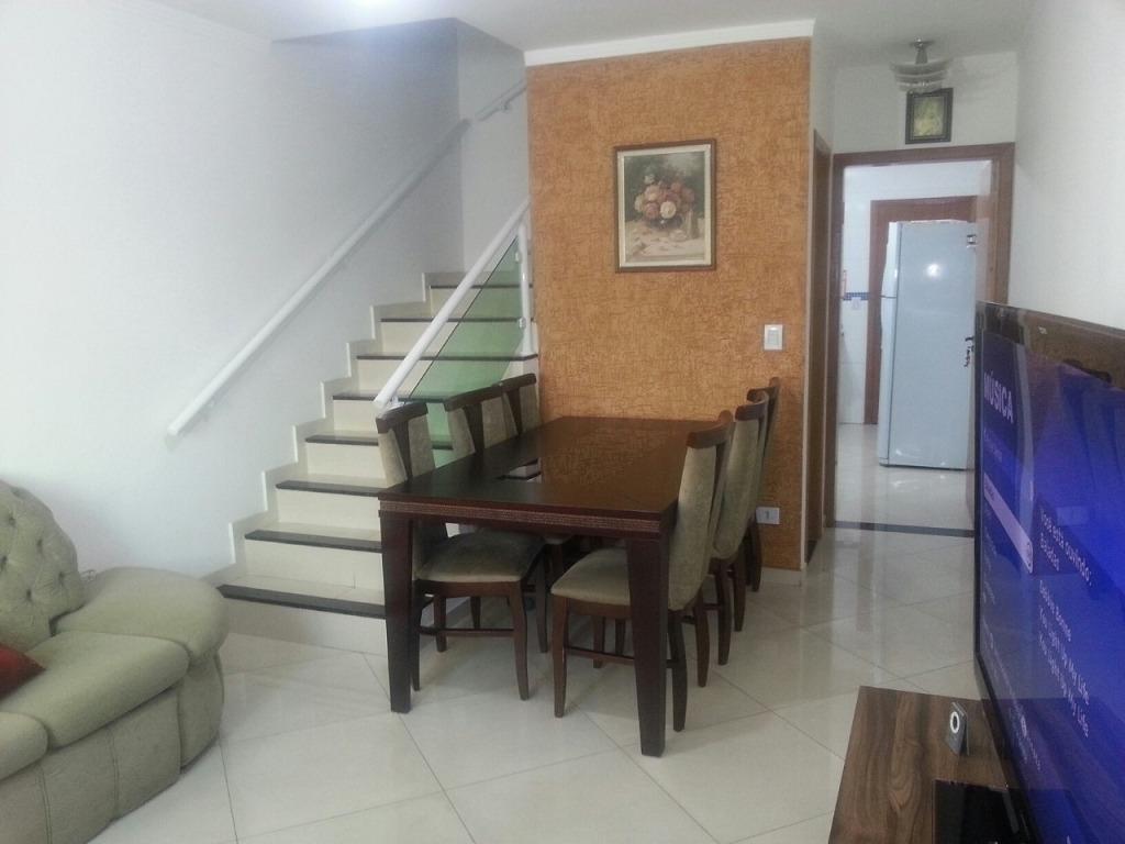 casa para venda, 2 dormitórios, parque nações unidas - são paulo - 8433