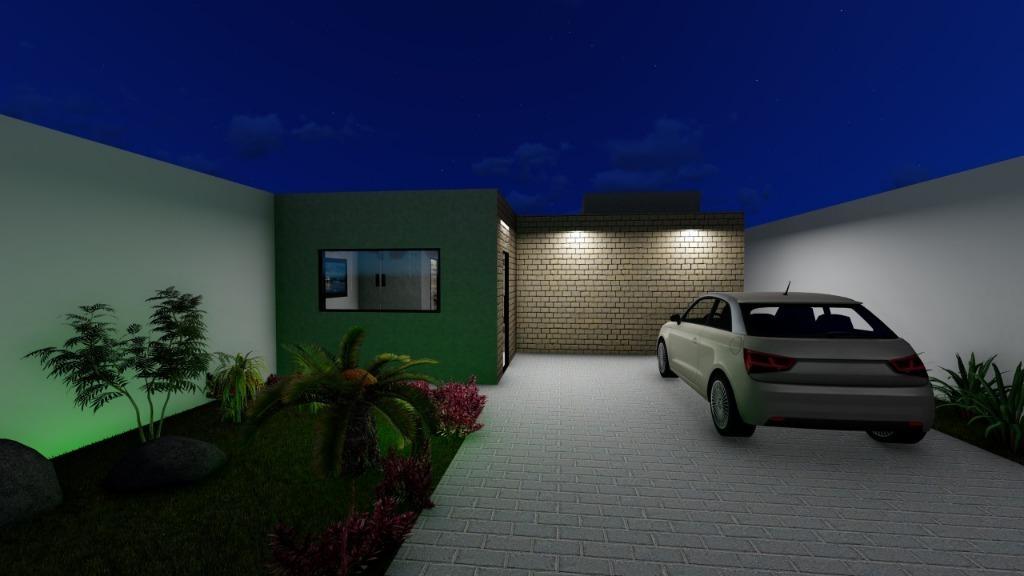 casa para venda, 2 dormitórios, parque real ii - mogi mirim - 990