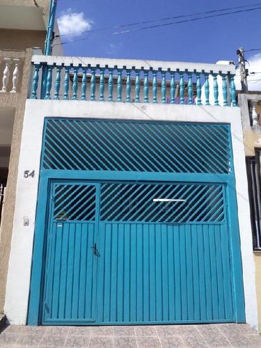 casa para venda, 2 dormitórios, parque são domingos - são paulo - 3567