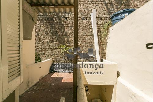 casa para venda, 2 dormitórios, perdizes - são paulo - 7689