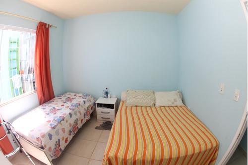 casa para venda, 2 dormitórios, perequê - porto belo - 897