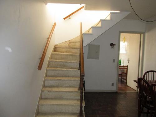 casa para venda, 2 dormitórios, pompéia - são paulo - 4275